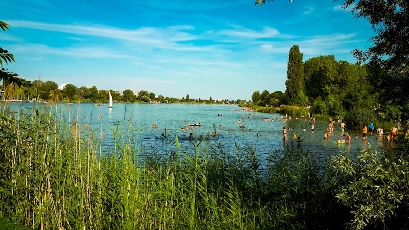 Dunaj - Alte Donau