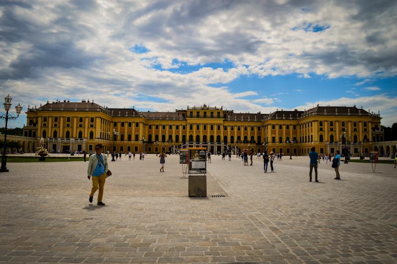 Pałac Schönbrunn , Wiedeń