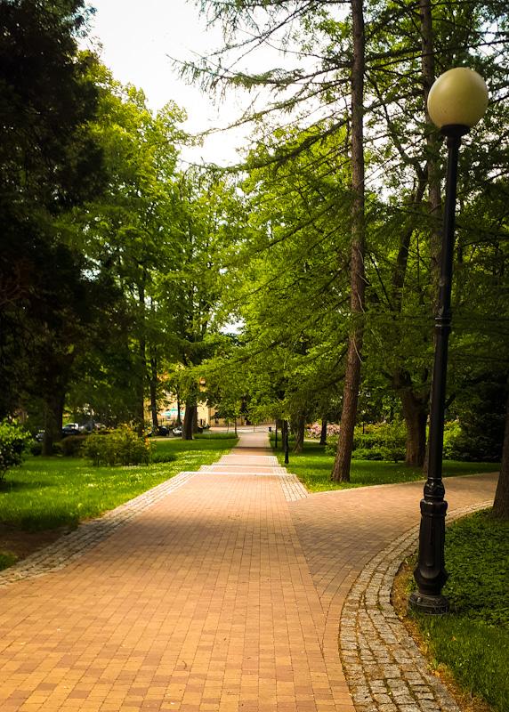 Park Ladek Zdroj