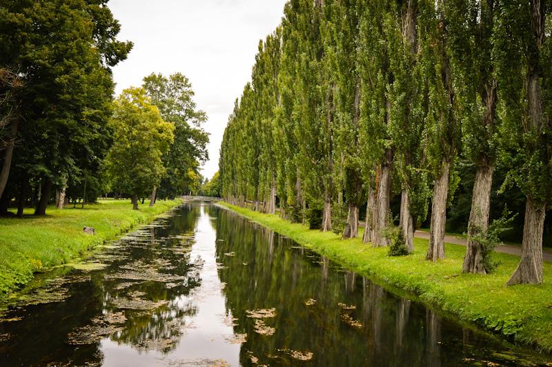 Park Zamek Laxenburg