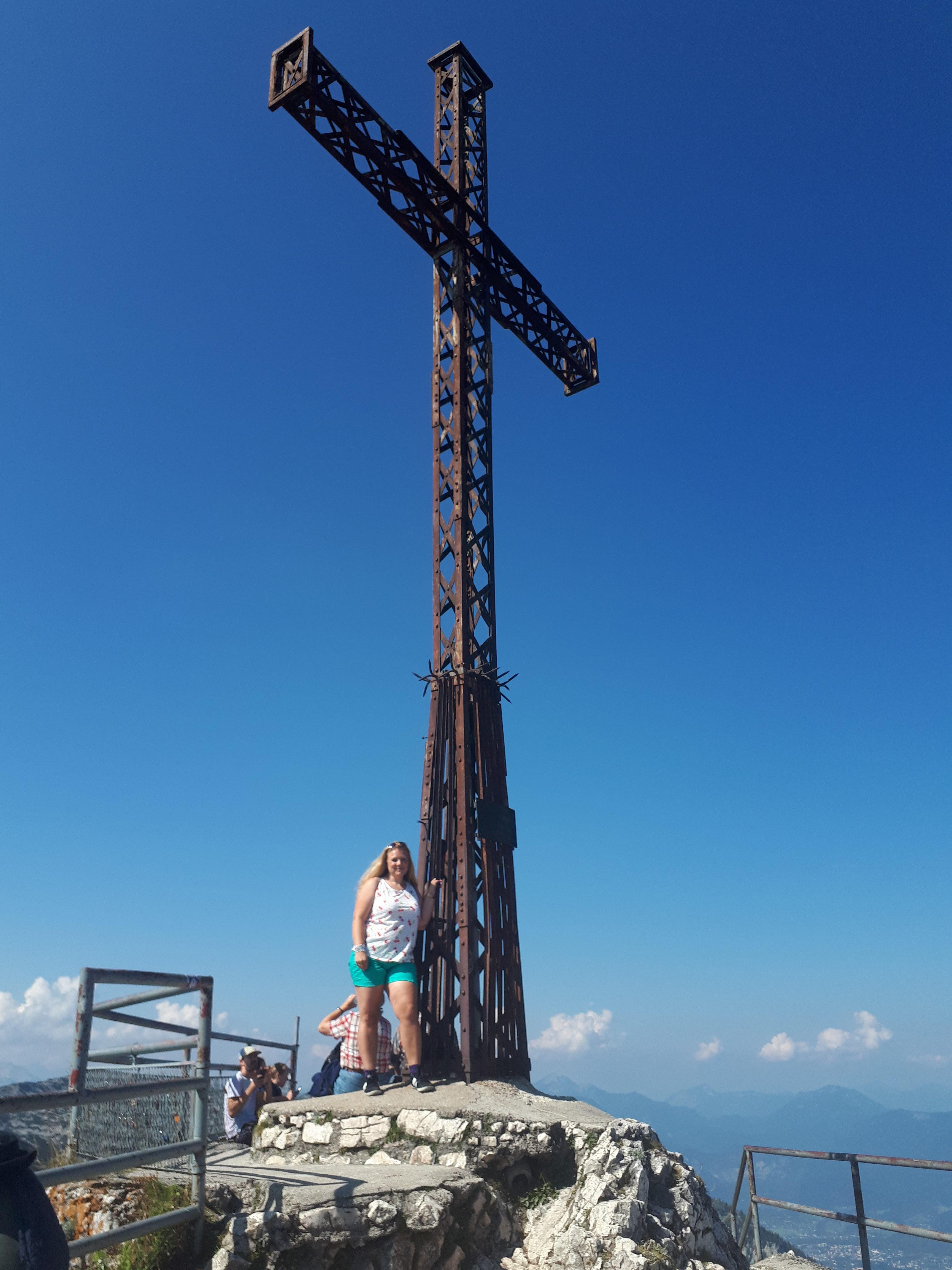Na gorze Untersberg