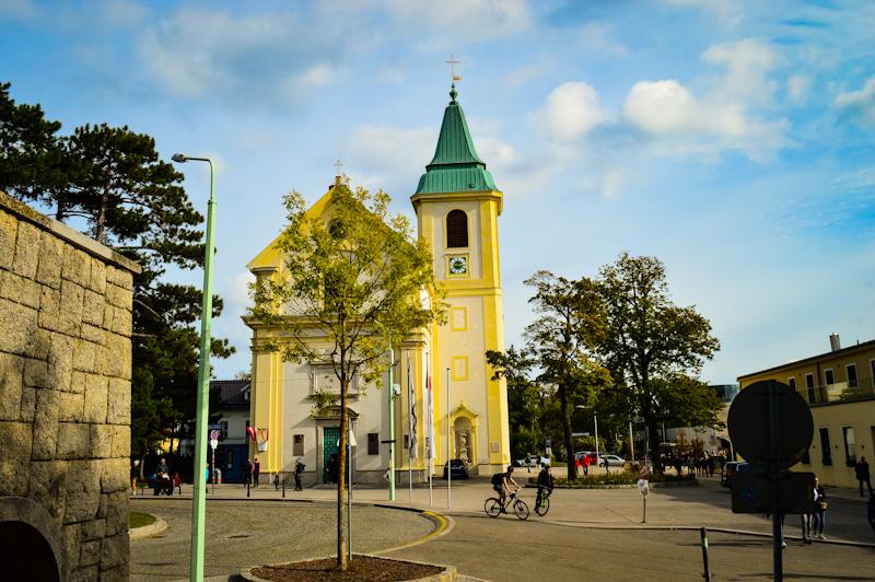 Kościół na górze