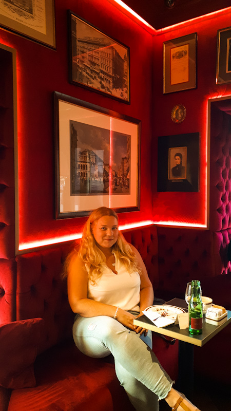 JA kawiarnia Sacher , Wiedeń