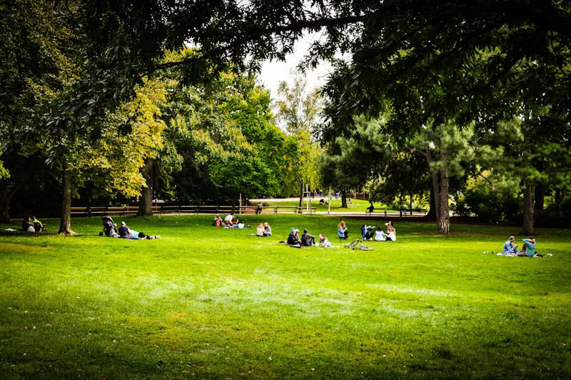 Stadpark , Wiedeń