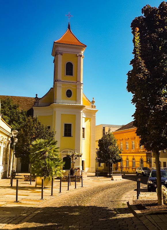 Kościół , Eisenstad