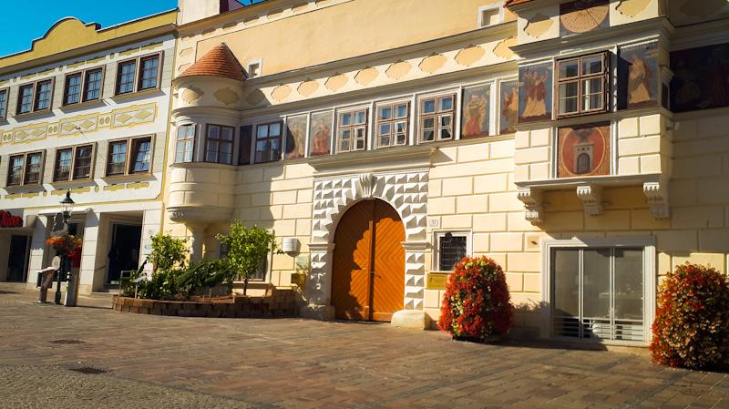 Historyczny ratusz , Eisenstadt