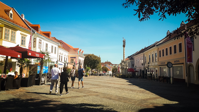Ryneczek , Eisenstadt