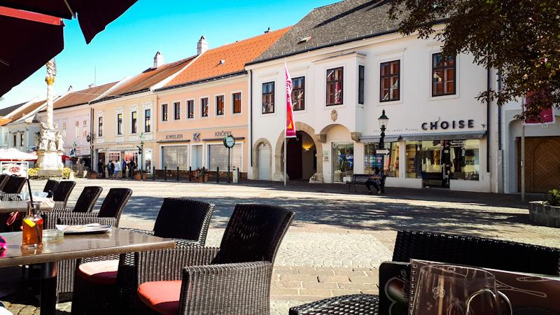 rynek Eisenstadt